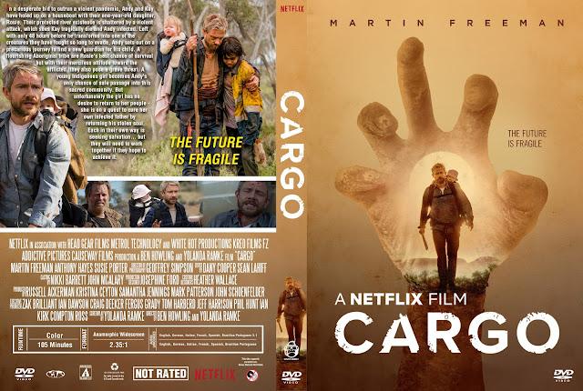 Cargo DVD Cover