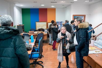 Agencia de Marketing Digital Jalón iMagen inauguración
