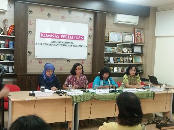 Komnas Perempuan, Menolak Hukuman Mati dan Mintakan Grasi untuk MU