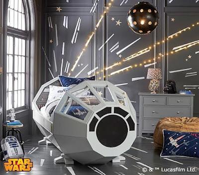Starwars Bed