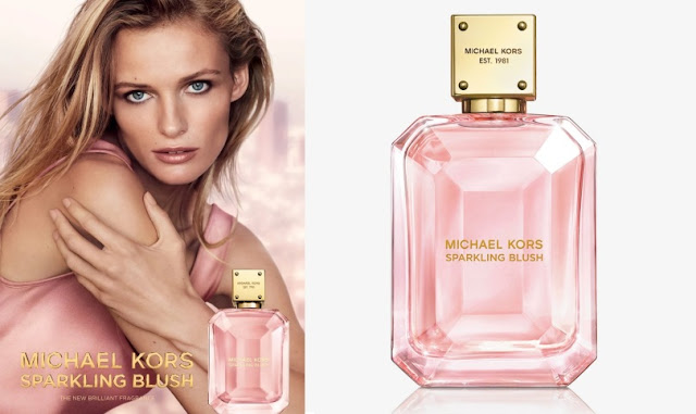 Kampania perfum Michael Kors Sparkling Blush