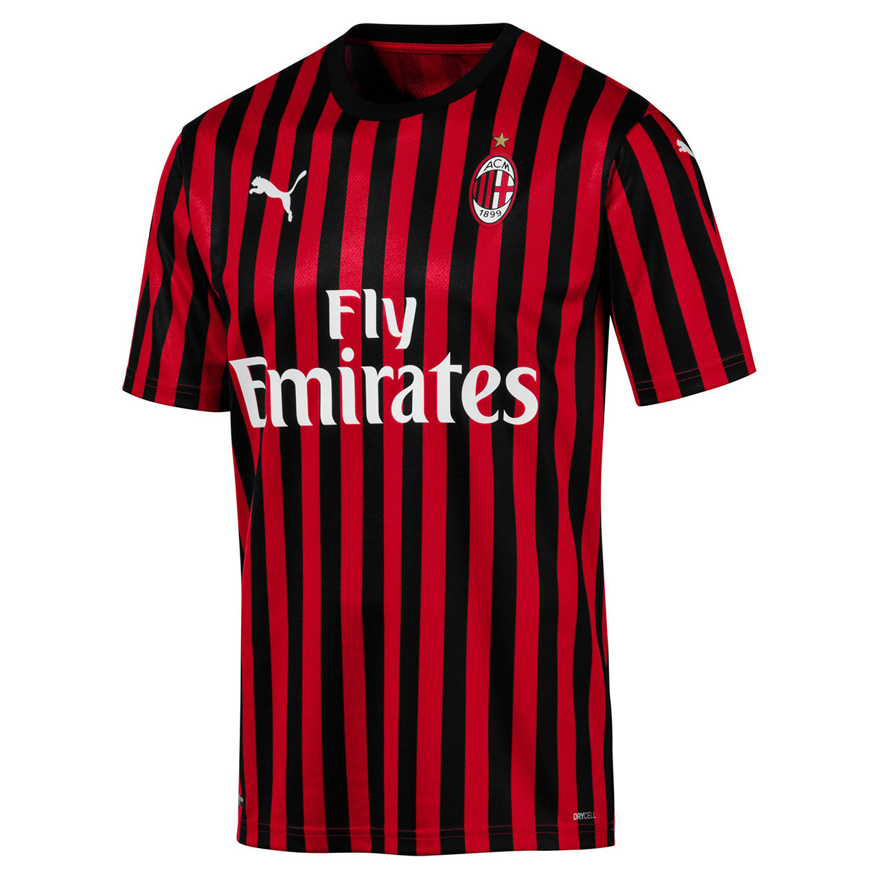 Calendario Serie A 1920.Ac Milan 19 20 Home Away Third Kits Released Footy