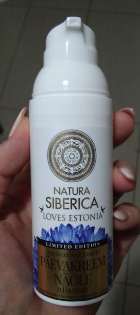 NATURA SIBERICA 'LOVES ESTONIA' KREM NAWILŻAJĄCY DO TWARZY - RECENZJA I SKŁAD