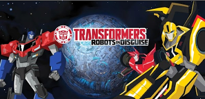 Transformers: Robots In Disguise (2015) Episódio 37