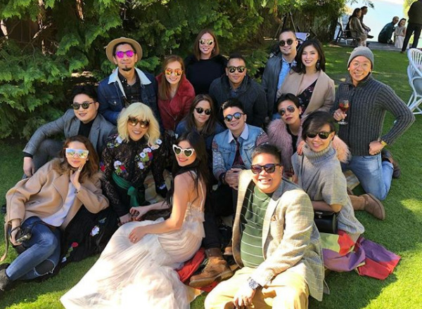Erwan Heusaff-Anne Curtis Wedding Its Showtime