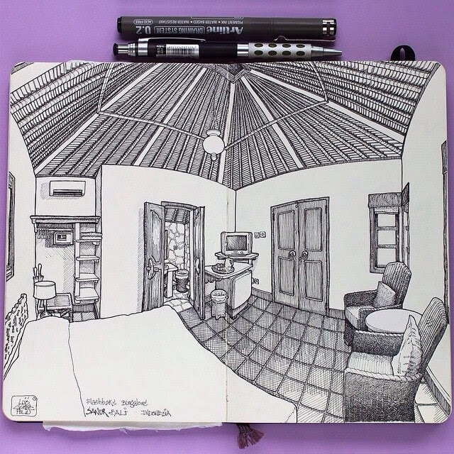 10-Indonesia-LG-Feliu-Interior-Design-Travel-Diary-Drawings-www-designstack-co