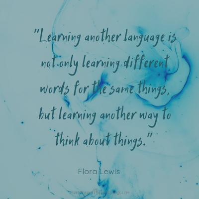 How To Bring Up Bilingual Babies - What I've Learnt So Far - Languages Quote
