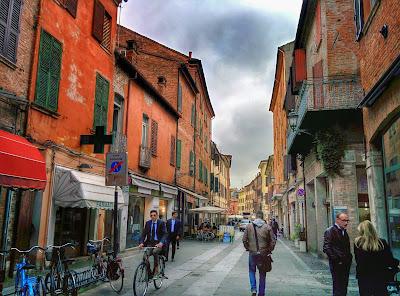 Ferrara Via Mazzini
