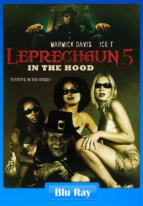 Leprechaun In The Hood 2000 480p BluRay ESub 250MB x264