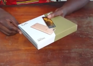 Tecno W3 unboxing, pictures, pics