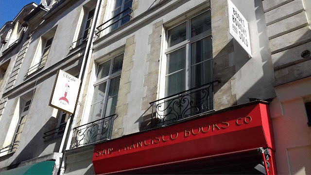SAN FRANCISCO BOOK COMPANY librerie a Parigi