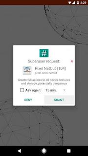 Cara Memutus Koneksi Internet Orang Lain di Android Tanpa di Ketahui Pemiliknya