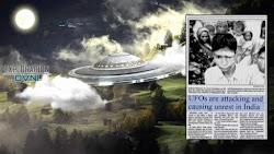 Σε ταινίες οι εξωγήινοι επιτίθενται σε ανθρώπους με λέιζερ. Αλλά πως θα σας φαίνονταν αν ένα τέτοιο συμβάν συνέβαινε στην πραγματική ζωή; Ε...