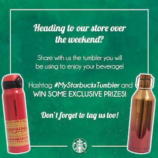 Starbucks Malaysia Tumbler Discount Promo