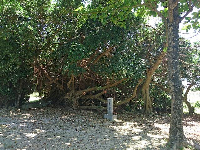 沖縄陸軍病院壕跡(サキアブ)の写真