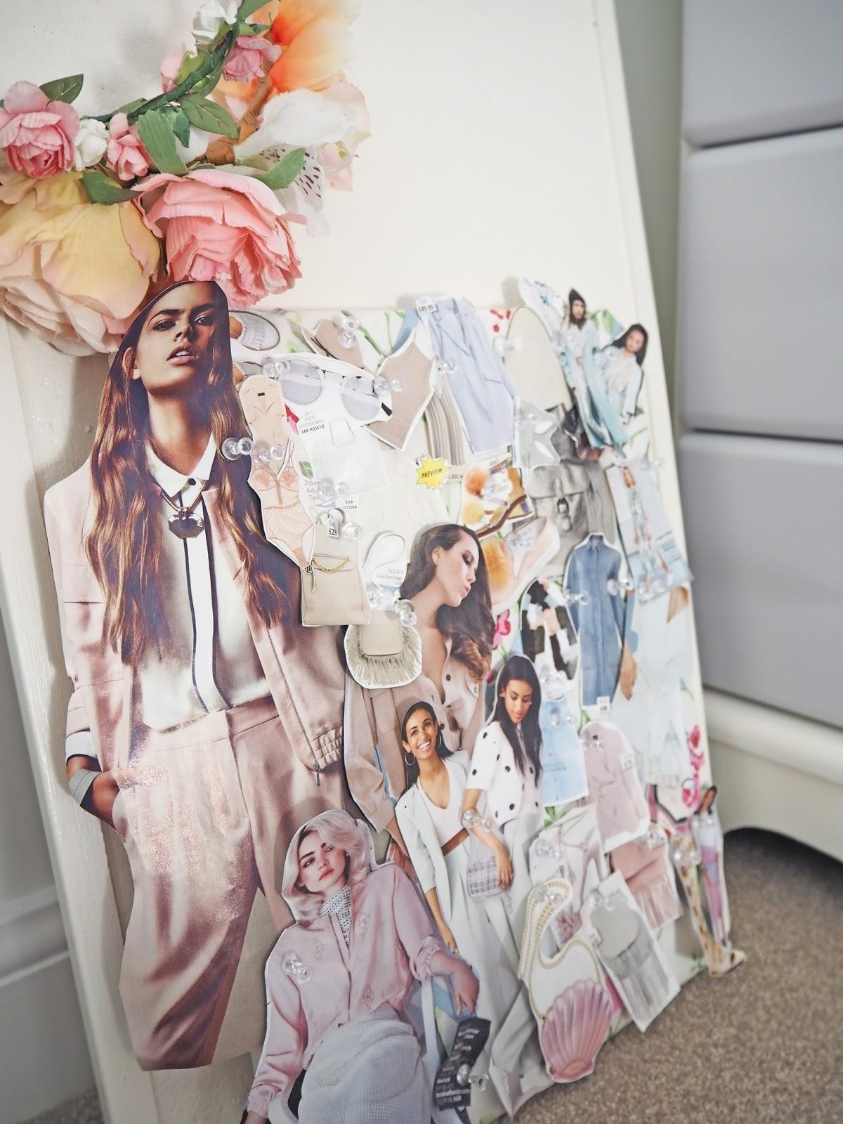 New Home // Dressing Room Tour