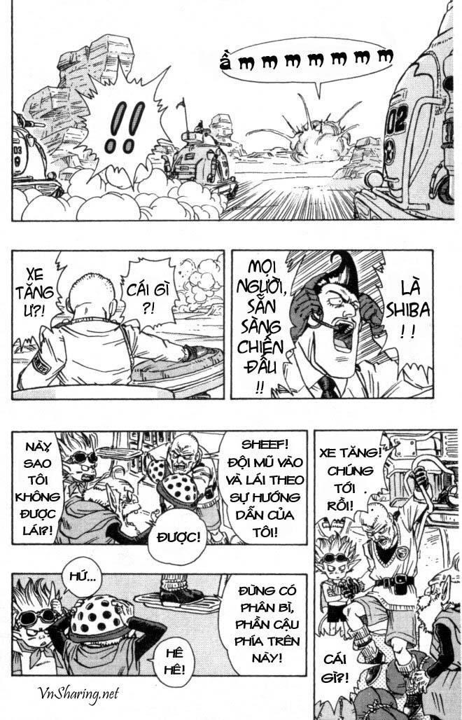 SandLand chap 7 trang 6