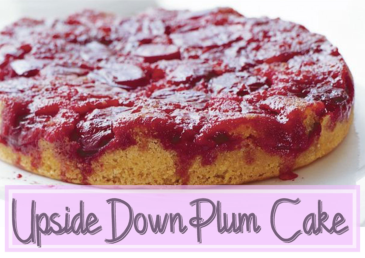 12 Delicious And Healthy Plum Cake Recipes Ideas