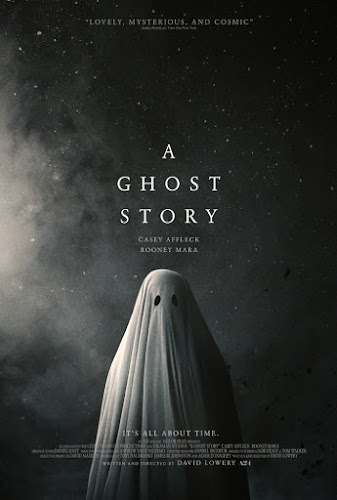 A Ghost Story (BRRip 720p Ingles Subtitulada) (2017)