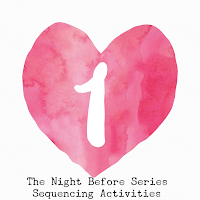 The Night Before Valentine's Day Sequencing Activity is a great companion to the book and encourages students to build their comprehension and re-telling abilities.