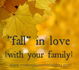 15 fun fall family activities {fall in love series}