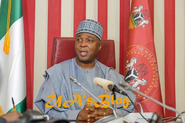 2019: Full text of Saraki's declaration to run for presidency