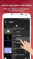 تطبيق AZ Screen Recorder للأندرويد 2019 (3)