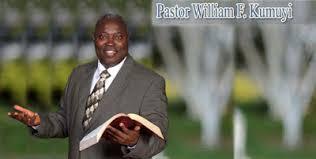 Pastor William F. Kumuyi-General Overseer