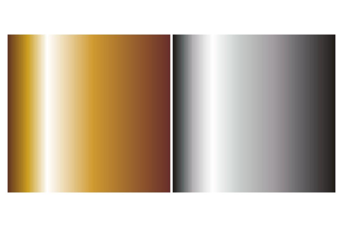 Cara Membuat dan Menginstal Palette warna Emas dan Perak