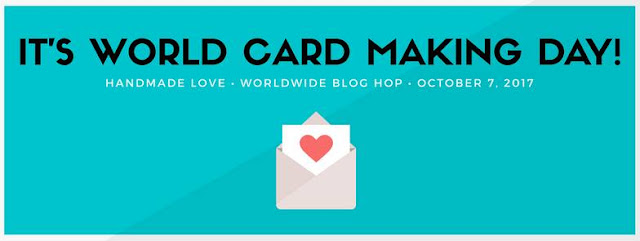 World Card Making Day 2017 using Stampin' Up! Products Order from Mitosu Crafts UK Online Shop