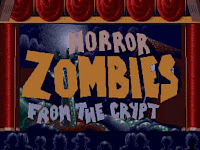 Horror Zombies from the Crypt