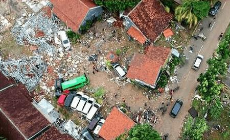 Puisi Bencana Alam Sedih Tentang Tsunami