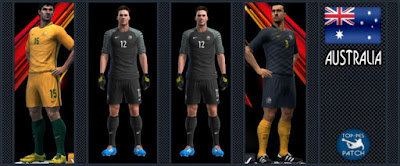 Australia national football team kit