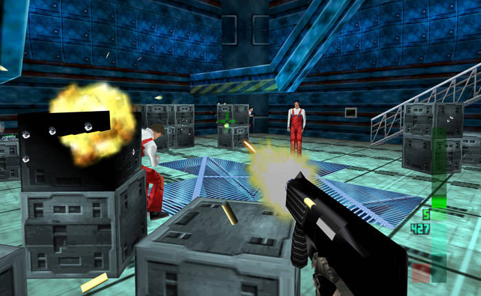 The Nocturnal Rambler My Top 10 Favorite First Person Shooters
