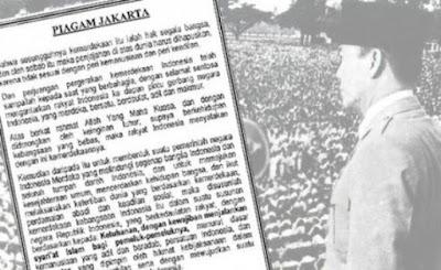 Kronologis Dihapusnya Tujuh Kata dari Piagam Jakarta