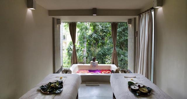 Tempat Sauna di Spa Bali Ubud