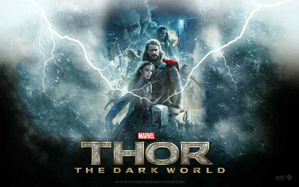 HD Images Thor: The Dark World Screen Shots