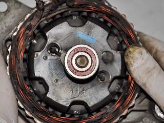 rodamiento-bearing NTN 6200LU alternador-alternator Valeo 436193