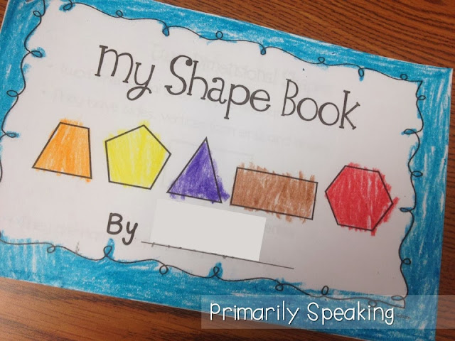 http://www.teacherspayteachers.com/Product/My-Shape-Book-2D-Shapes-Common-Core-Aligned-221759