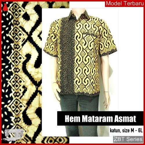 ZBT05409 Kebaya Batik Couple Kemeja Mataram Asmad BMGShop