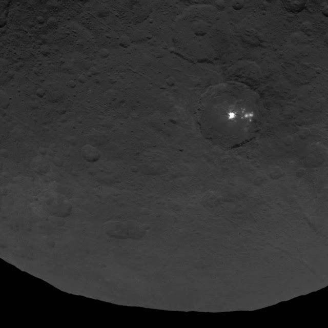 Manchas Brancas em Ceres