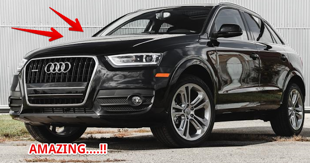 2015 Audi Q3 2.0T Quattro Premiun Plus,Specs and Review