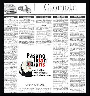 Biro Iklan Koran