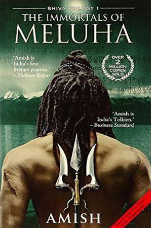 immortals of meluha Book review for immortals of meluha submitted by: shobitash jamwal mba hr.