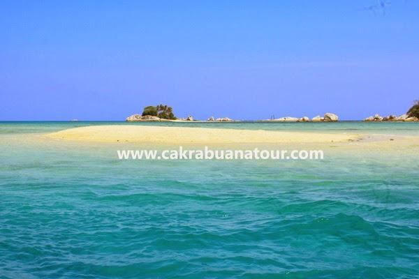 Wisata bahari di Bangka Belitung tour