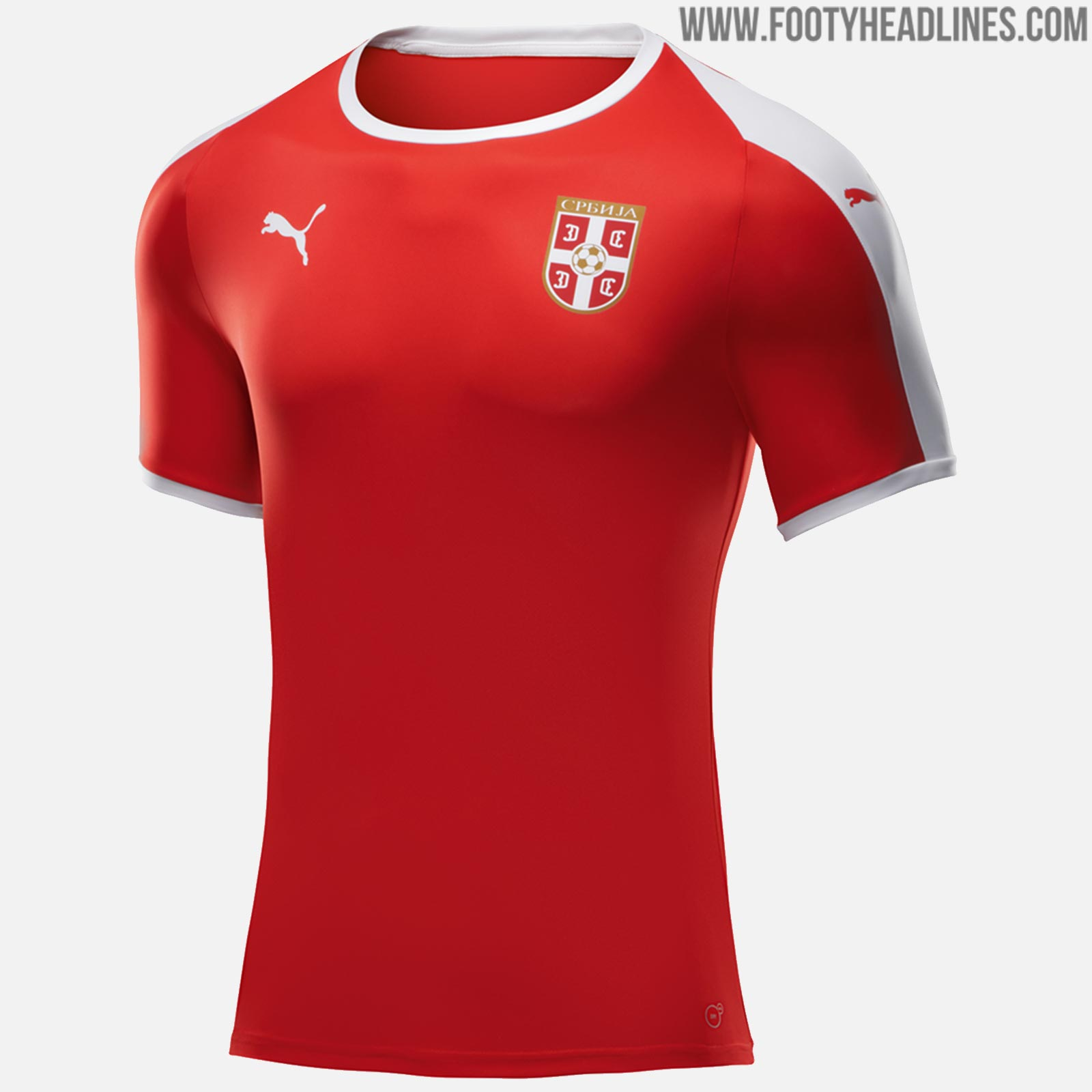 3b267c469d7 The Serbia 2018 World Cup home kit is just a 10 GBP Teamwear kit.
