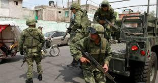 Enfrentamiento en Paracuaro Michoacan este sabado deja un detenido