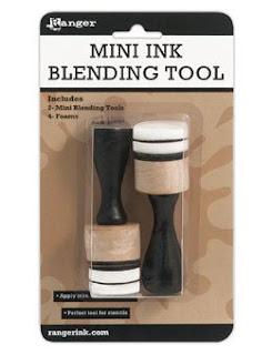 Ranger Mini Ink Blending Tool