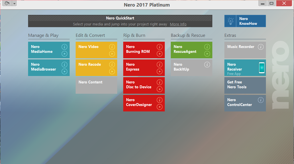 how to download nero 9 for free full version