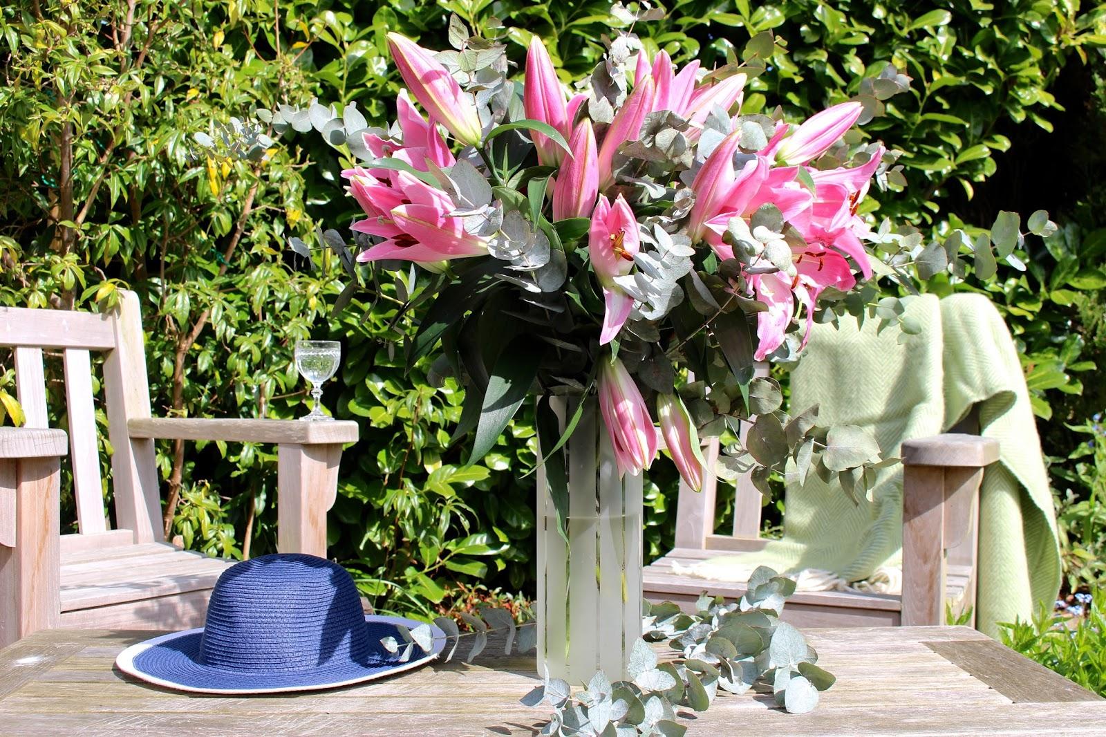 OK Bouquet Lilies Review
